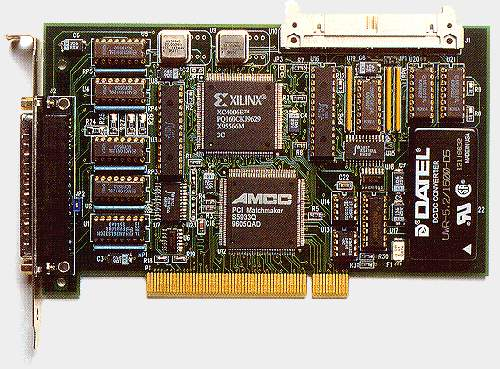 PCI-D240-HS Circuit Card